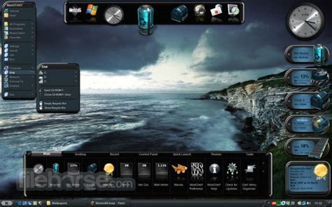 computer themes latest free download winstep nexus dock 17 1 download for windows filehorse com