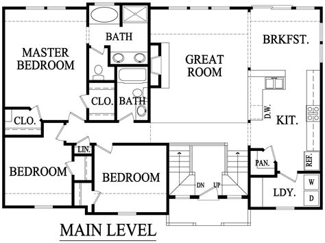 split entry floor plans marvelous inexpensive home plans 6 split entry house plans with garage smalltowndjs