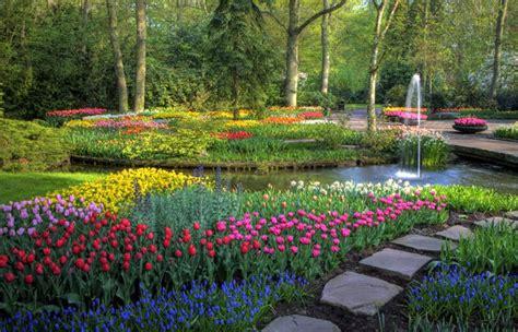 imagenes de jardines impresionantes los jardines mas bellos del mundo pelando el ojo