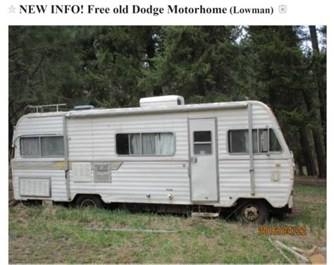 yes there s another free mobile home on craigslist photos