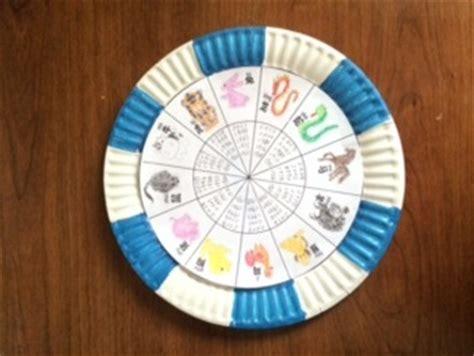 new year zodiac wheel craft free new year zodiac wheel worksheet