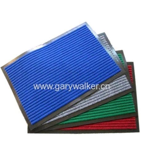 Mat Material by Composite Door Mat Pp Rubber Material From China