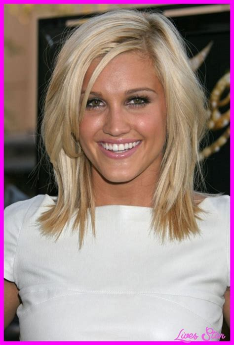 above shoulder choppy haircuts cut shoulder length bob at home hairstylegalleries com