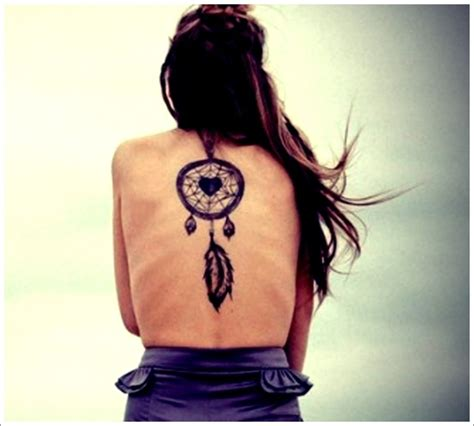 unique dreamcatcher tattoos for women best tattoo 2014