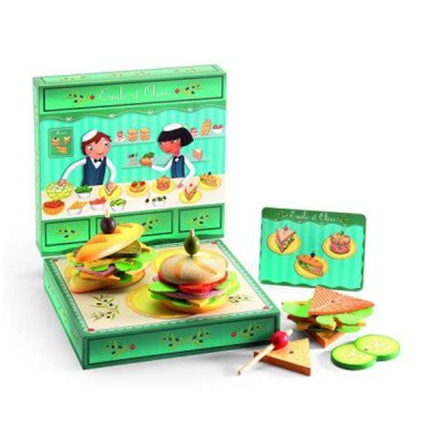 atelier sandwich emile et olive jeux et jouets djeco avenue des jeux