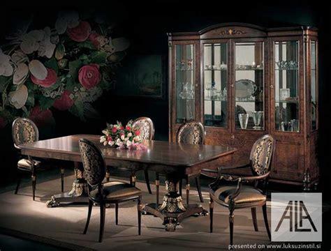 ala mobili luksuz in stil ala mobili d arte jedilnice