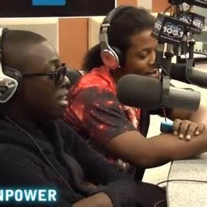 bobby shmurda teaches the breakfast club how to do the miguel performs adorn live at soul awards 2012