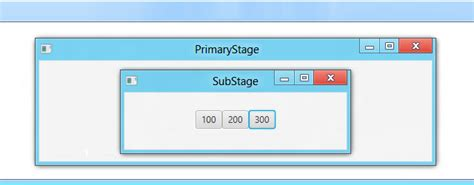 javafx layout center javafx communicating between stage javafx tutorial