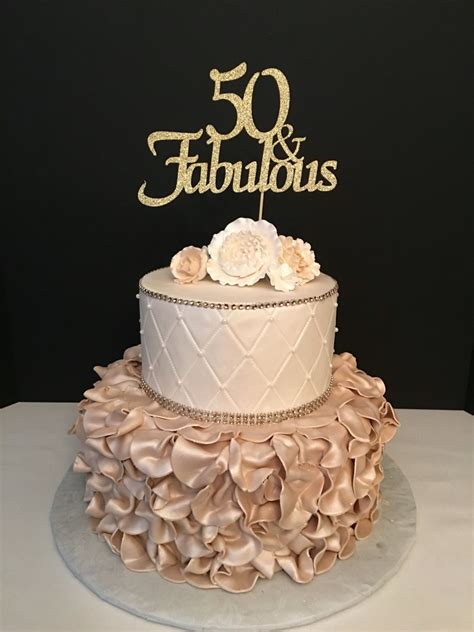50th birthday cake ideas any number gold glitter 50th birthday cake topper 50 and