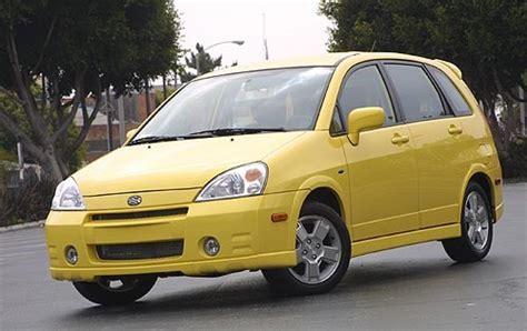 Suzuki Aerio 2000 Suzuki Aerio Liana Hatchback 2001 2002 2003 2004