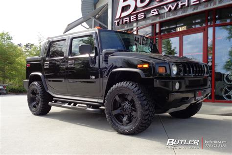 h2 hummer wheels hummer h2 with 20in xd rockstar ii wheels exclusively from