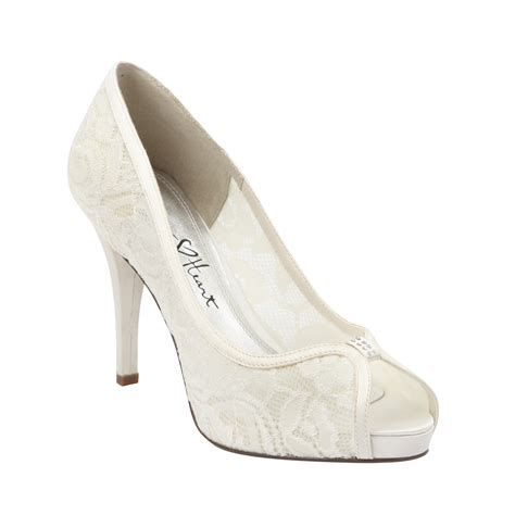 s dress shoe renee white step out in style at sears