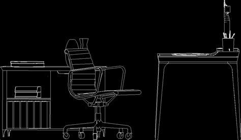 office desk elevation cad block desk dwg elevation for autocad designs cad