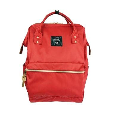 Fashion Baru Tas Wanita Anello At Backpack P26xt17xl39cm Coklat jual anello at b0193a polyester tas ransel backpack orange harga kualitas