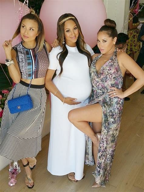 tamera baby shower tamera mowry celebrates pregnancy with family and friends