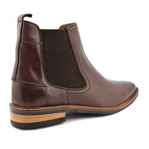 shop mens brown chelsea boots gucinari design