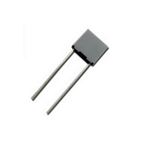 polyester capacitor voltage rating 10nf 0 01uf 100v 5 polyester box type capacitor