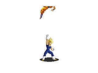 imagenes de goku movibles gif animate di dragon ball