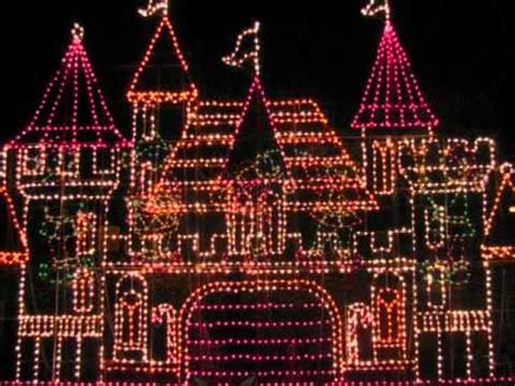 memphis zoo lights 2017 christmas lights at the memphis zoo 2011 youtube