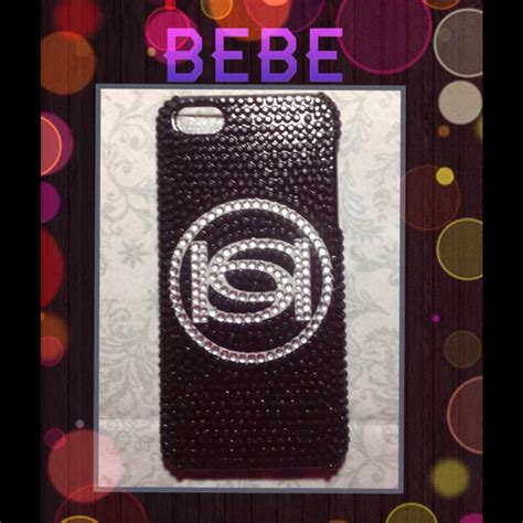 63 bebe accessories bebe iphone 5 5s embellished from shopaholic s closet on