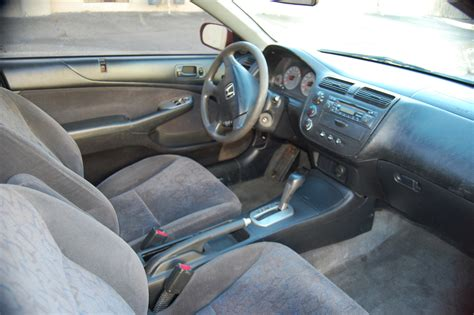 Honda Civic 2002 Interior by 2002 Honda Civic Interior Pictures Cargurus