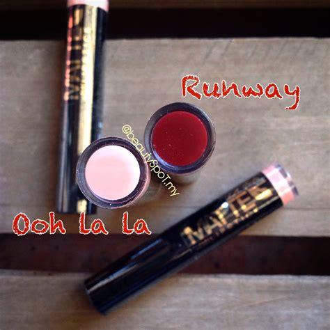 La Matte Velvet Runway la matte flat velvet lipstick glc822 runway
