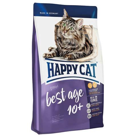 Happy Cat Supreme 10 Kg Atlantic Salmon futter tierbedarf interquell f 252 r katzen