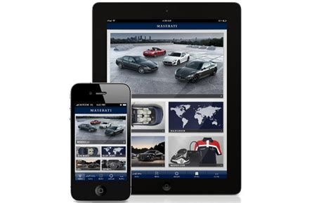 Maserati Maker by Maserati App Is Mobile Configurator Noise Maker