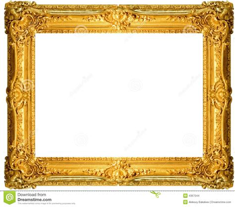 Square Marco Oval antique frame stock images image 4367044