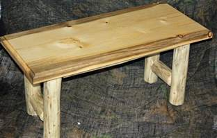Rustic Log Coffee Table Rustic Log Coffee Table End Tables Set Cabin Lodge Furniture Choice Of Top Ebay