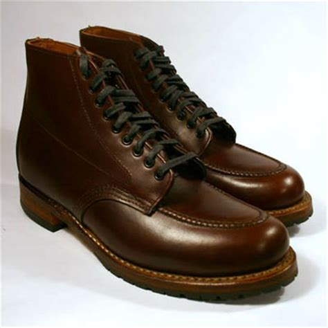 Sepatu Wedges American wing shoes style no 9030 antique cigar shoes and boots wing shoes