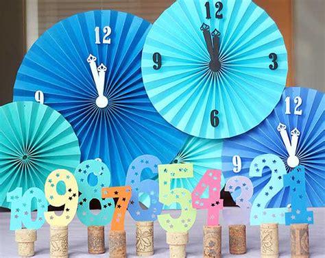new year decorations diy new years 2016 diy decorating ideas