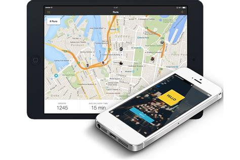 drive yello drive yello helps food businesses outsource delivery