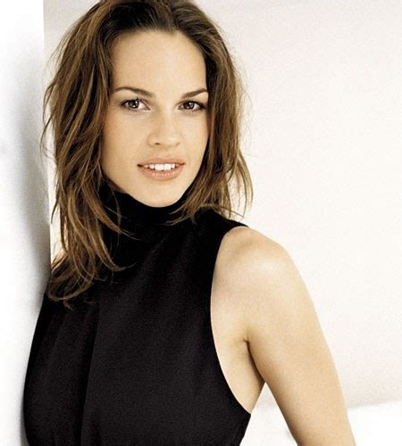 Hilary Swank Looks Great Until You Get To The by Hilary Swank Muchphrases