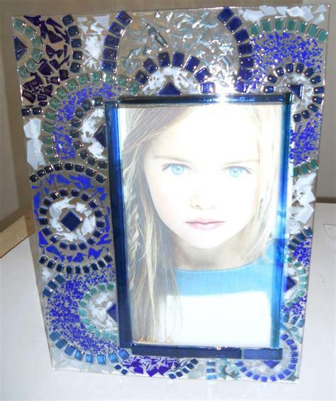 cornice vetro su vetro cornice vetro mosaico feste idee regalo di il