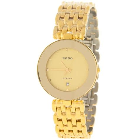 Rado Rd6108 Glwh Gold Color rado florence 129 3743 gold color stainless steel mens buy in uae