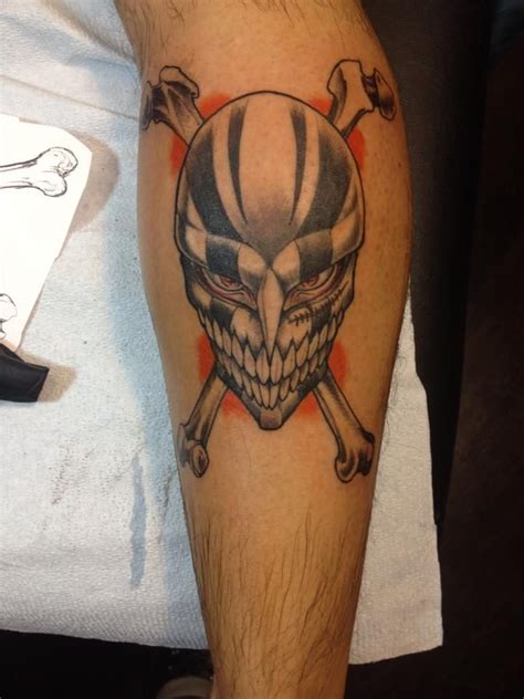 tattoo ideen one piece anime tattoo that i got done couple months ago parts of it