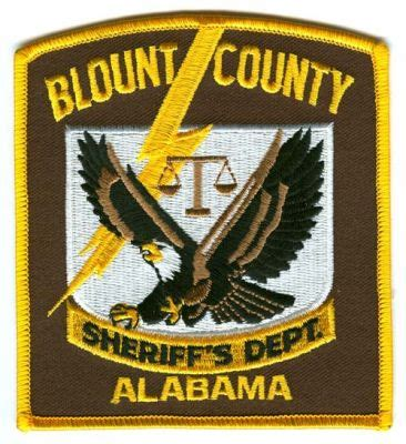 Blount County Sheriff S Office Alabama by Alabama Blount County Sheriff S Dept Alabama