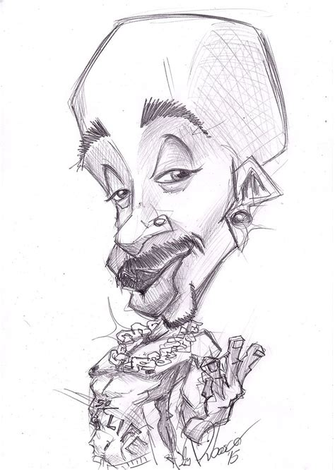 2pac Sketches by Tupac Caricature Sketch By Ribosio Thuglife My