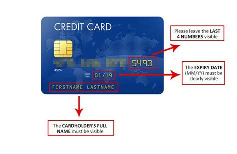 Sle Credit Card Number With Name Payment Verification Procedure Rosewholesale