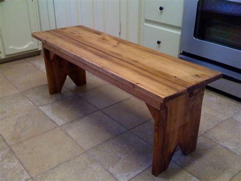 custom built cypress benches  joseph cataldie