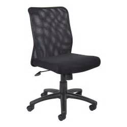 office products b6105 budget armless office chair