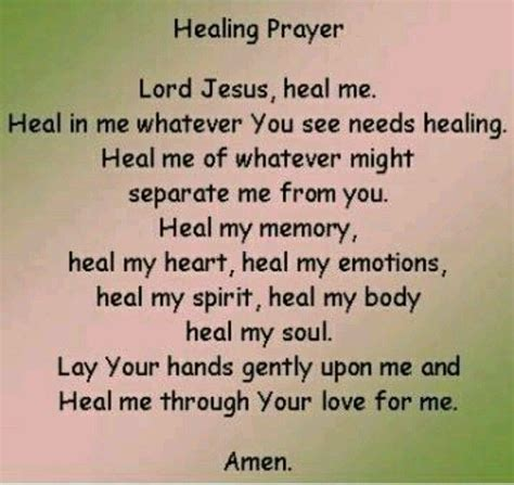 20 Short But Effective Prayers For Surgery Prayers For