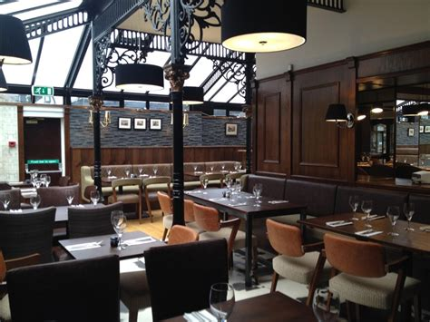 What Is Grill Room by Grill Room At The Royal Oak