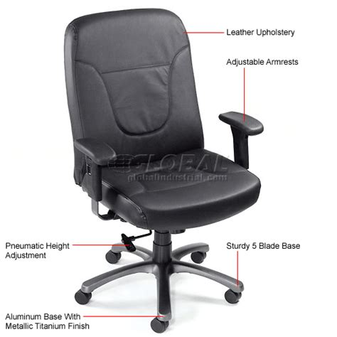 global industrial office chairs chairs big big and office chair with arms