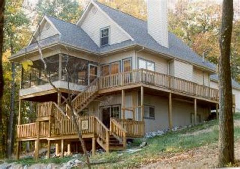 Cabins On The Lake In Kentucky by Lakefront Home On Kentucky Lake With Vrbo
