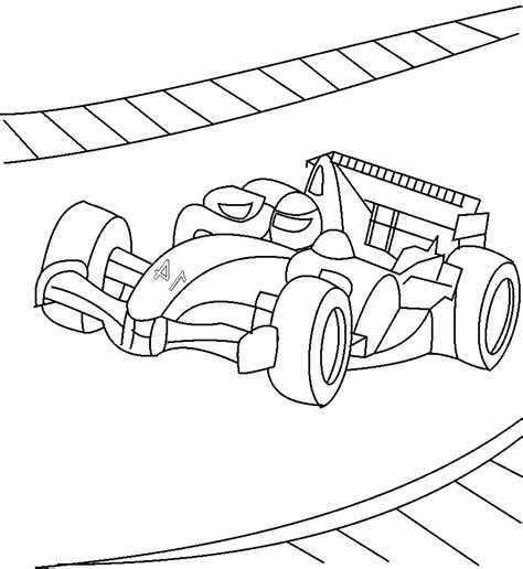 indy car coloring pages az coloring pages