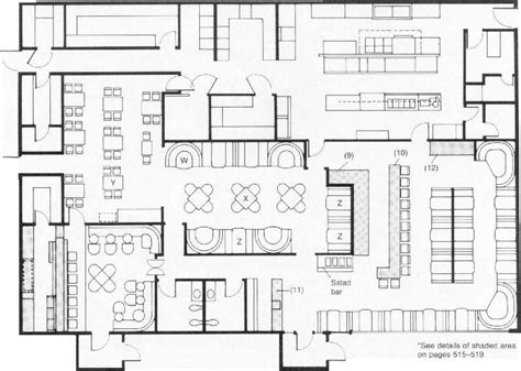 restaurant floor plan with dimensions incredible restaurant design layout 795 x 566 183 52 kb