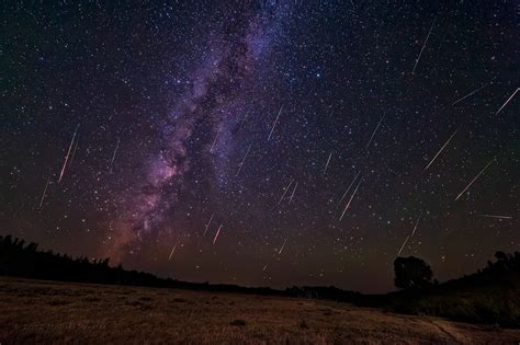 Meteor Shower Tracker by Perseids 2015 The Guide American Meteor Society