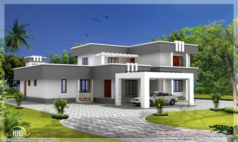 flat home design small house plans flat roof flat roof house plans designs